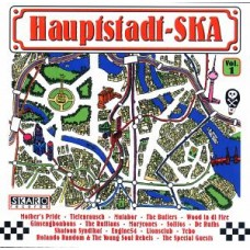SKARO-Records: Hauptstadt-SKA Vol. I